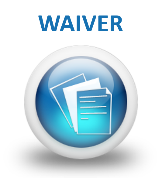 waiver safety uacqb